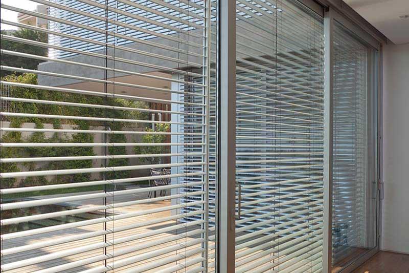 Skydedøre og Foldedøre - Husmer Glas og Facade
